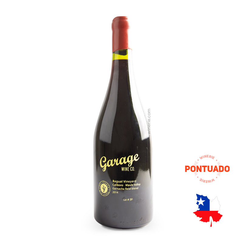 Garage Bagual Vineyard Garnacha Lot# 59 2014 750ml