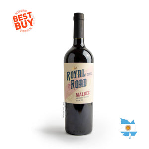 Gauchezco Royal Road Malbec 2019 750ml