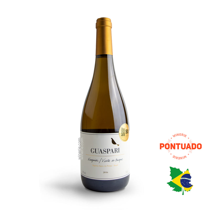 Guaspari Viognier/Vista do Bosque 2016 750ml