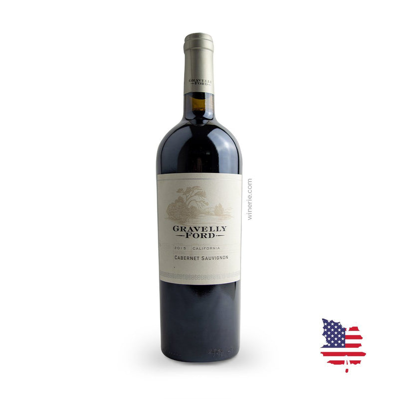 Gravely Ford Cabernet Sauvignon 2015 750ml