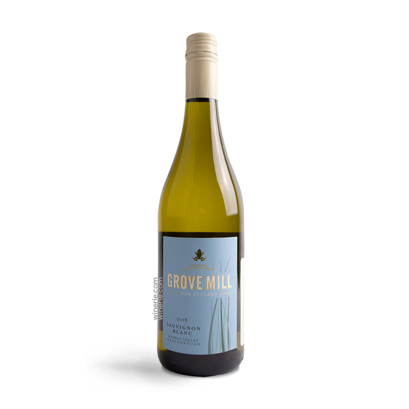 Grove Mill Sauvignon Blanc 2018 750ml
