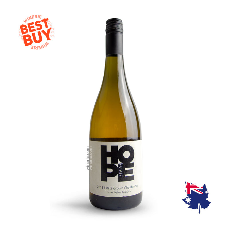 Hope Estate Chardonnay 2013 750ml