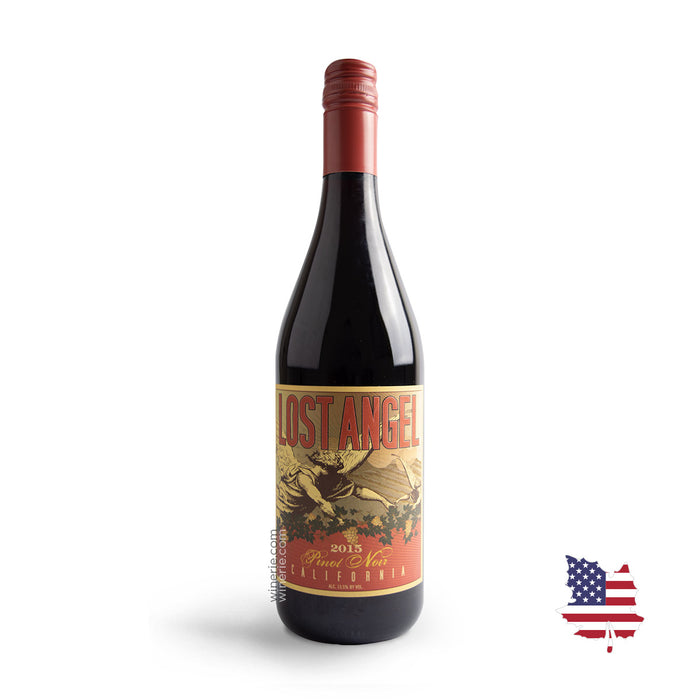 Lost Angel Pinot Noir 2015 750ml