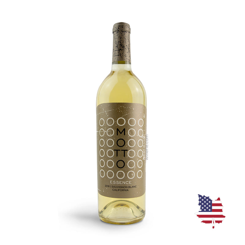 Motto Essence Sauvignon Blanc 2016 750ml