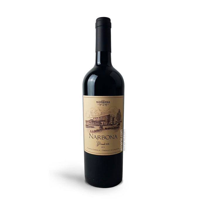 Narbona Blend 002 Limited Edition 2014 750ml