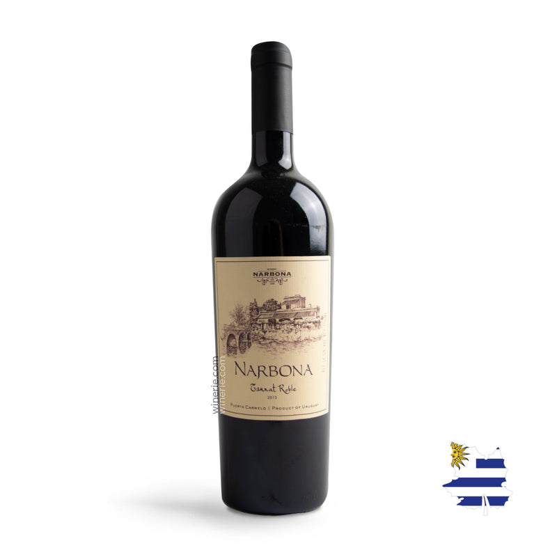 Narbona Tannat Roble 2015 750ml