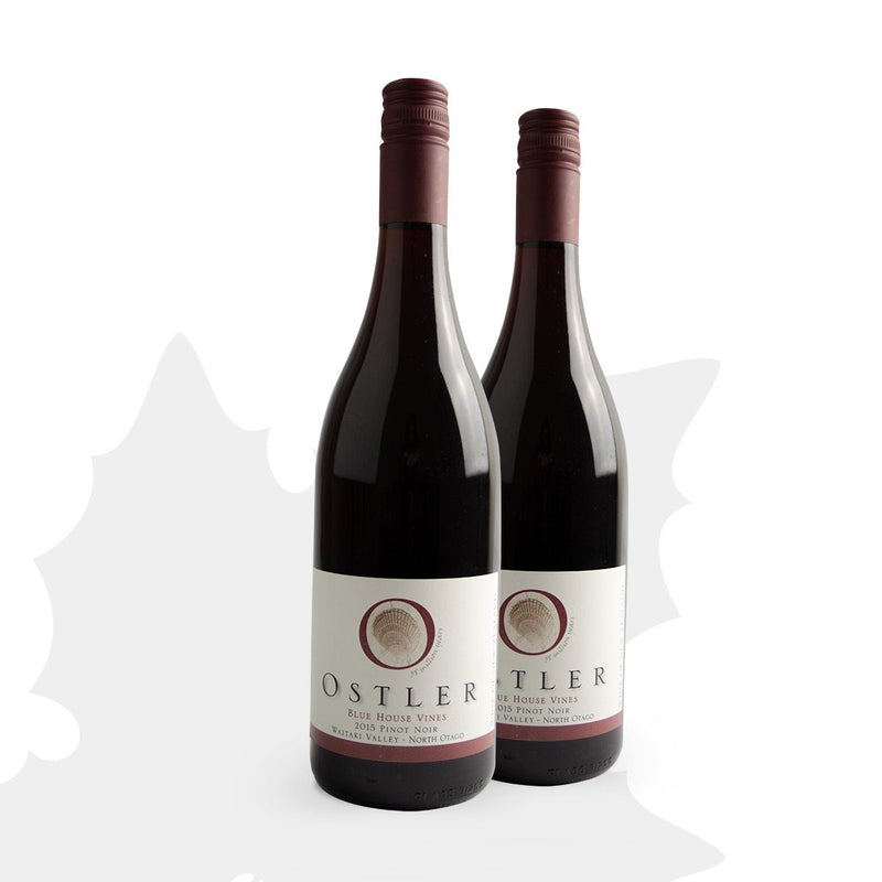"Ostler ""Blue House"" Pinot Noir 2015 750ml"