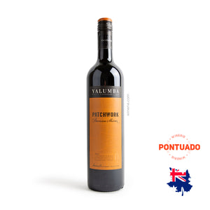 Yalumba Patchwork Shiraz 2012 750ml