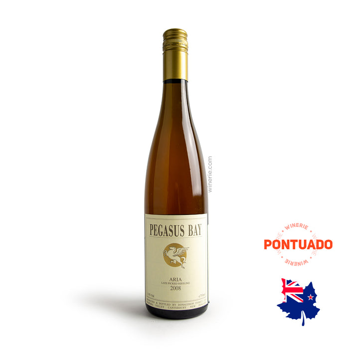 Pegasus Bay Aria Late Picked Riesling 2008 750ml