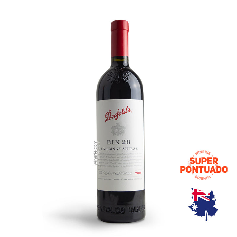 Penfolds Kalimna Bin 28 Shiraz 2016 750ml