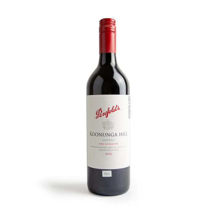 Penfolds Koonunga Hill Shiraz 2016 750ml