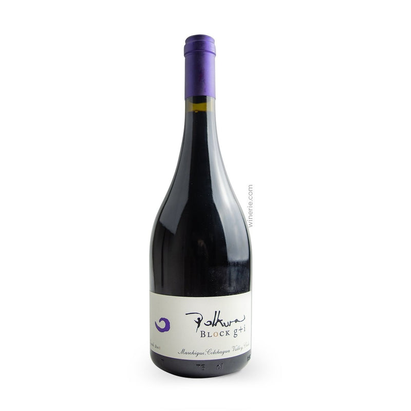 Polkura Syrah Block G+I 2008 750ml