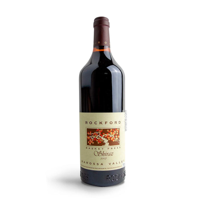 "Rockford ""Basket Press"" Shiraz 2007 750ml"