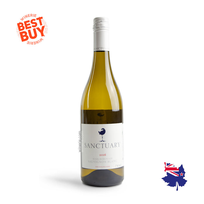 Sanctuary Sauvignon Blanc 2018 750 ml