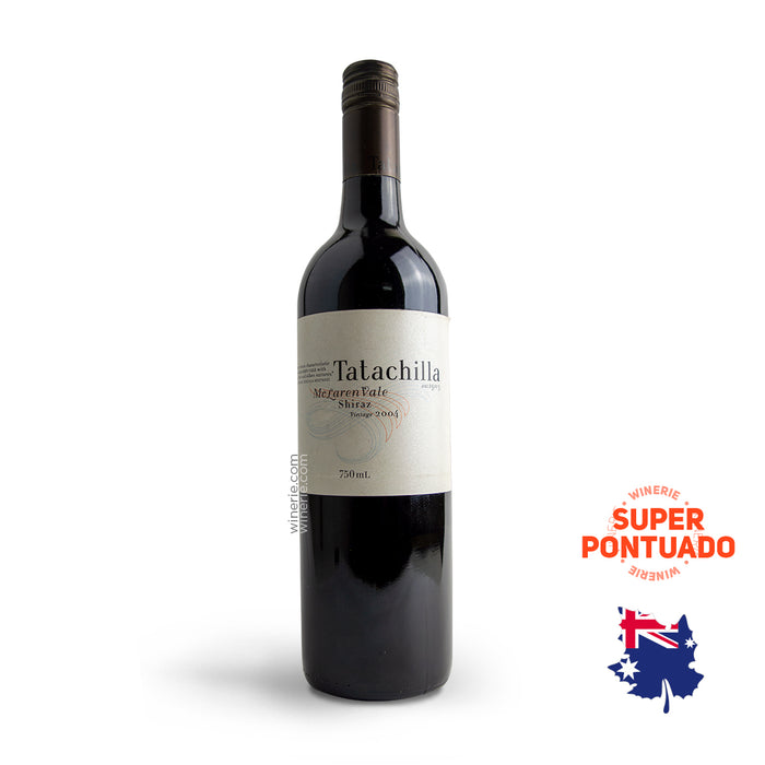 TATACHILLA McLAREN VALE SHIRAZ 2004 750ML
