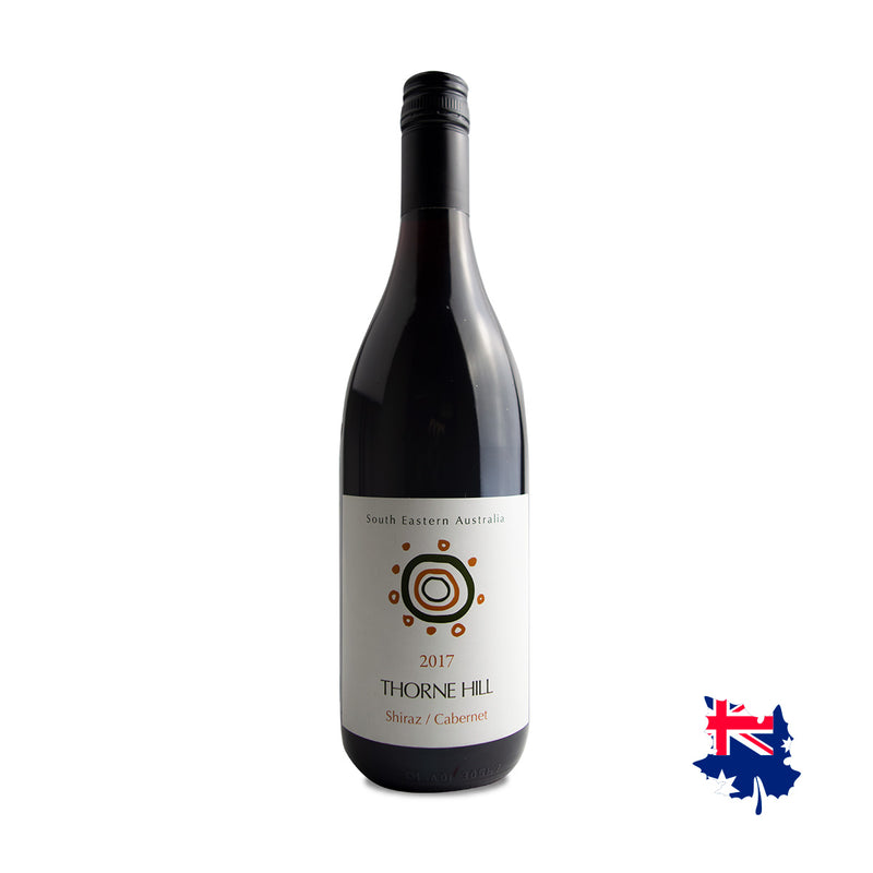 Thorne Hill Shiraz Cabernet 2017 750ml