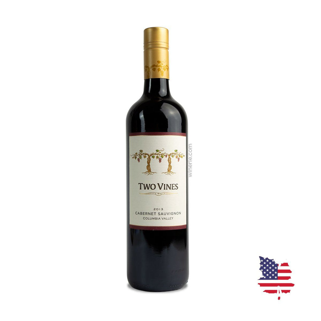 TWO VINES CABERNET SAUVIGNON 2013 750ML