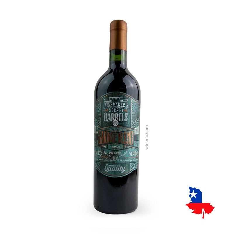 The Winemakers Garage Blend Premium 750ml