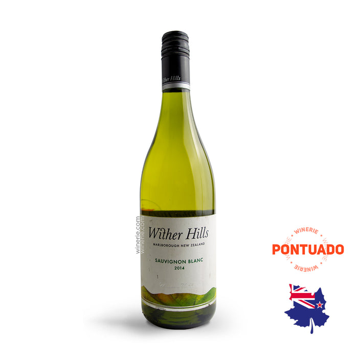 Wither Wills Wairau Valley Sauvignon Blanc 2014 750ml