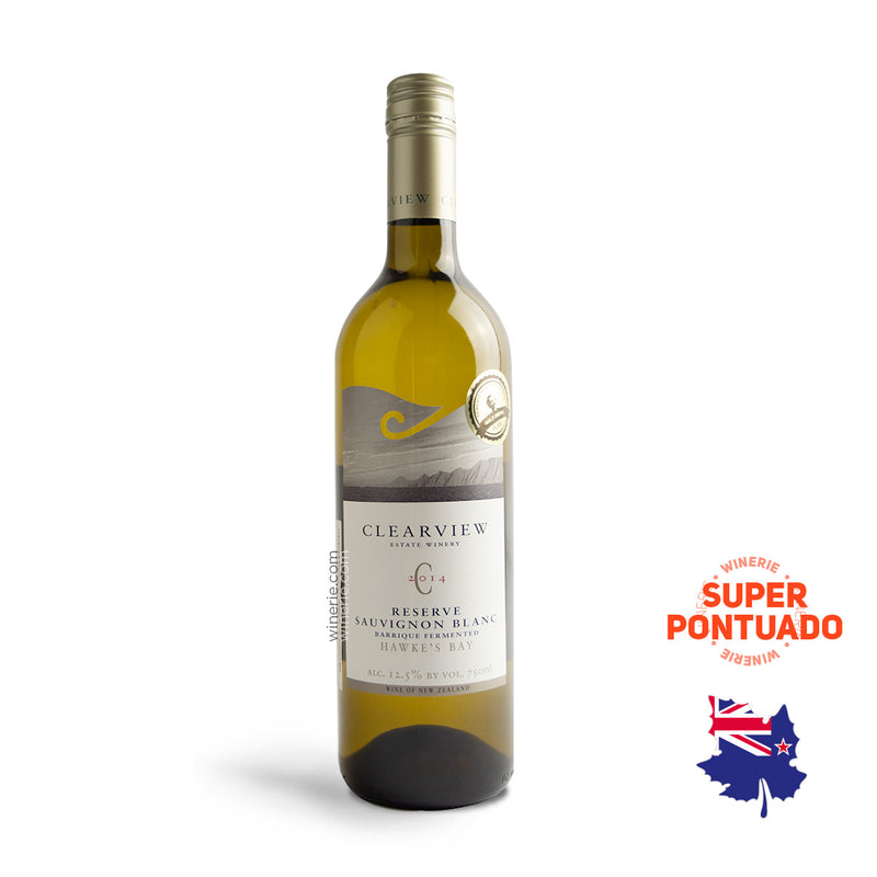 Clearview Sauvignon Blanc Reserve 2014 750ml