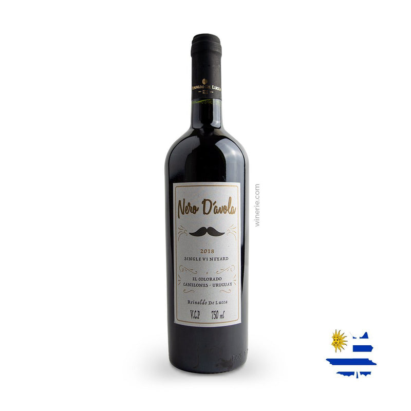 De Lucca Nero d´Avola Single Vineyard 2018 750 ml