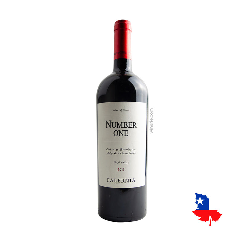 Falernia Number One 2012 750ml