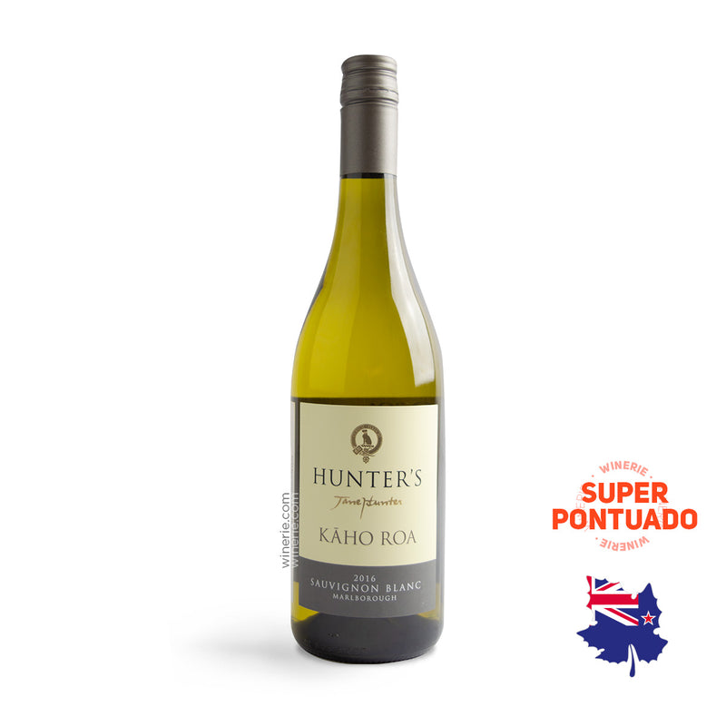 Hunter´s Kaho Roa Sauvignon Blanc 2016 750ml