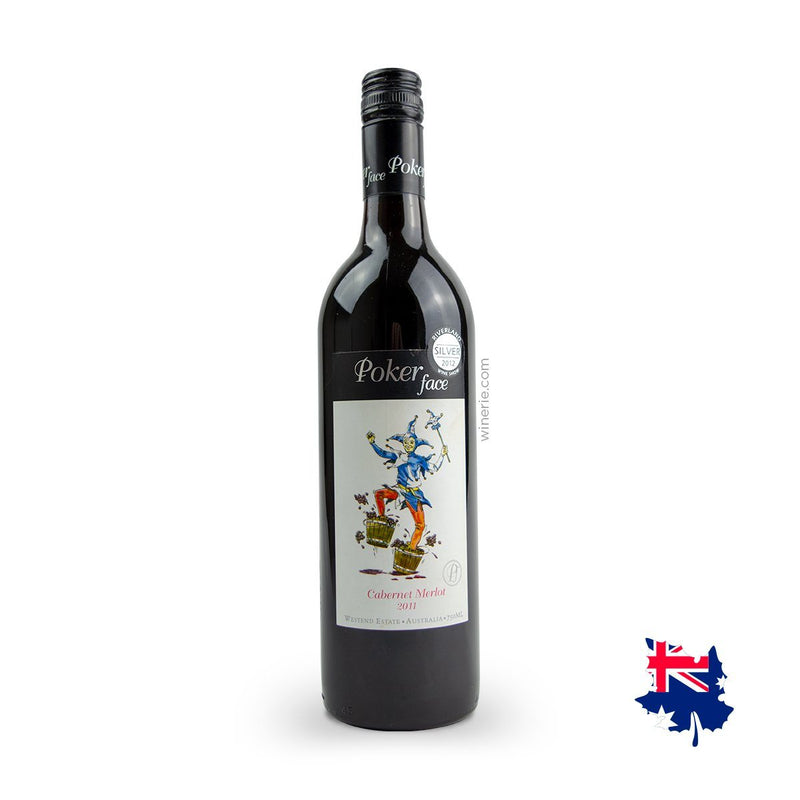 POKER FACE CABERNET MERLOT 2011 750ML