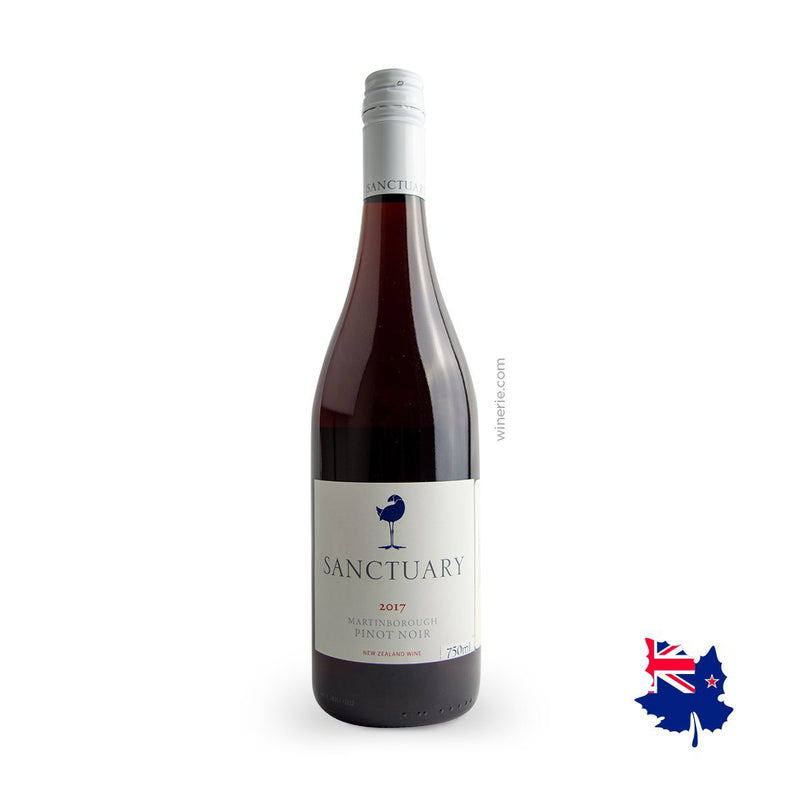 Sanctuary Pinot Noir 2017 750ml