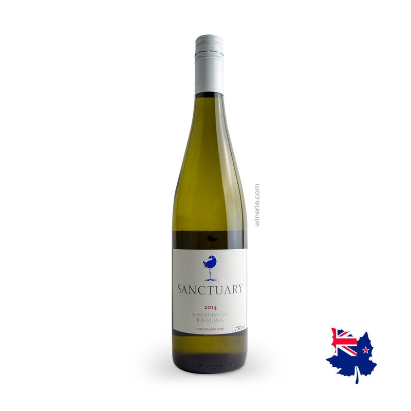 Sanctuary Riesling 2014 750ml