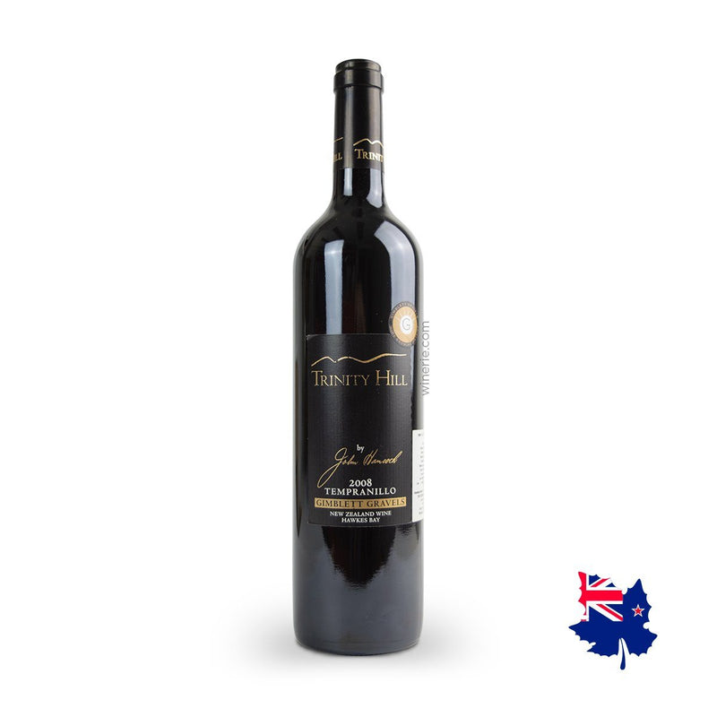 TRINITY HILL GIMBLETT GRAVELS TEMPRANILLO 2008 750ML