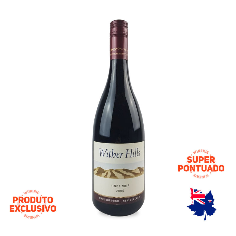 Wither Hills Marlborough Pinot Noir 2006 750ml