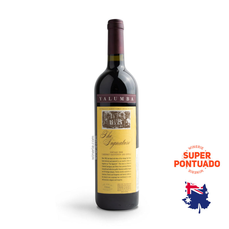 Yalumba The Signature Cabernet-Shiraz 2008 750ml