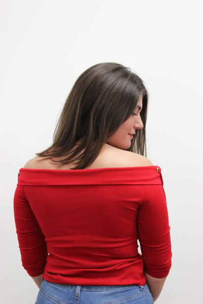 Cupid Red Top