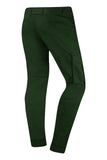 NEW Men Cargo Joggers FREE BELT Elastic Twill Pants BIG & TALL Jogger 5 Colors!!