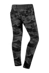 NEW Men Cargo Camo Pants With Belt