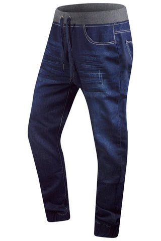 New Men Denim Jogger Blue Jeans