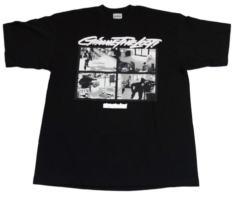 Streetwise Shirt Robbery Black White Pictures Hip Hop Rap Men ALL SIZES