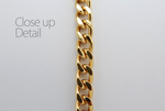 "NEW MEN Stainless Steel Cuban Chain Necklace 24"" Length"