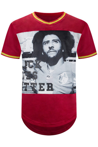 New Men Kaepernick Campaign Jersey