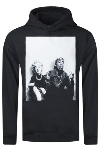 New Men 2Pac Marylin Monroe Printed Hoody