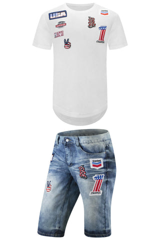 New Patriot America #1 Outfit