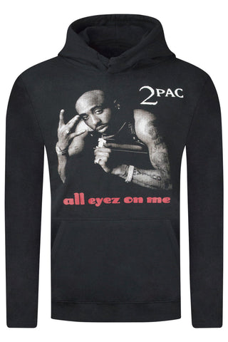 New Men 2Pac Hooded Sweater