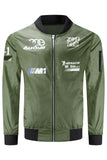 Men GT Racing Windbreaker Jacket