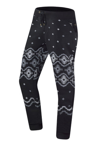 New Men Snowflake Jogger Pants Regular Fit