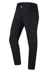 New Men Black Denim Jeans Slim Fit