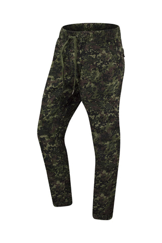 New Men Digital Camo Jogger Pants