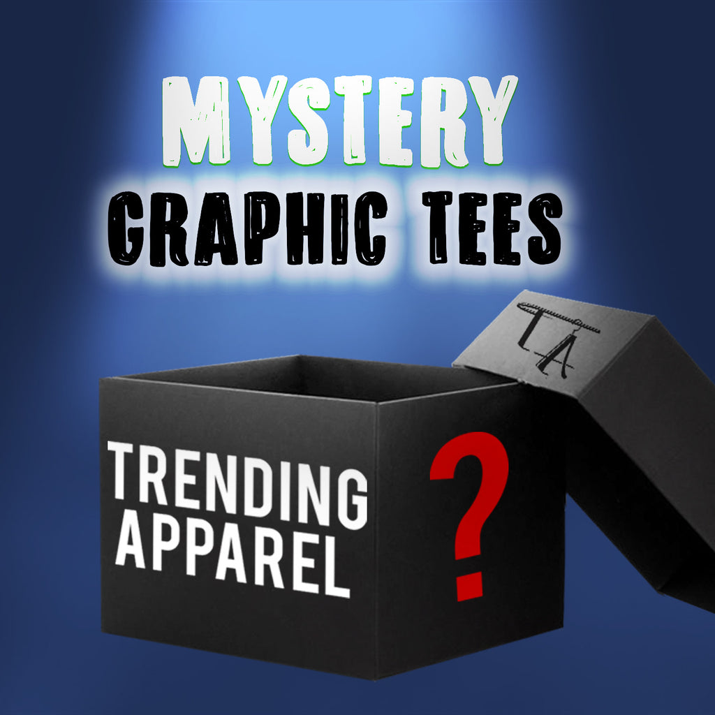 Mystery Box 2 Graphic Tees