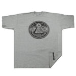 Streetwise Shirt Pyramid Illuminati Egypt Hip Hop Rap Urban Men Yellow Black