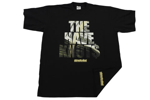 Streetwise The Have Knotts Shirt Black Money Cash Green Bills Hip Hop Rap Music